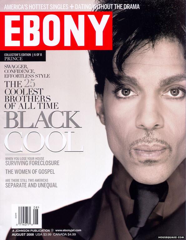 """""""Ebony"""" - Agosto 2008"""