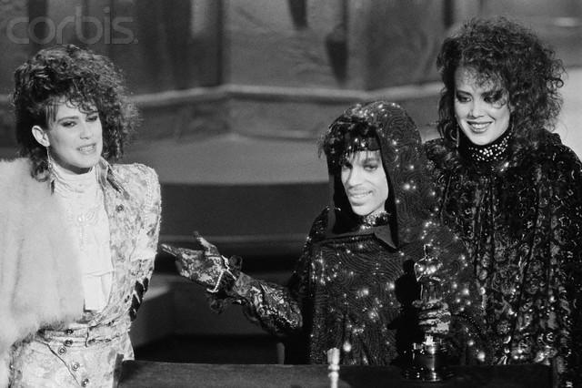 1985 Oscar - Prince - Best Original Score - Purple Rain
