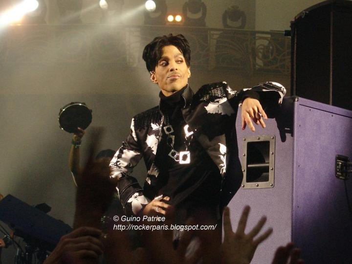 Prince 2009 Parigi