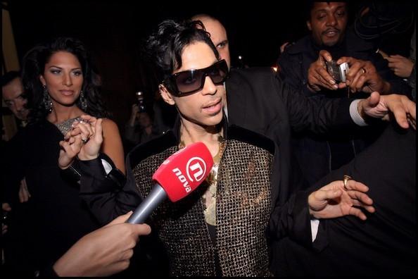 prince parigi 2009