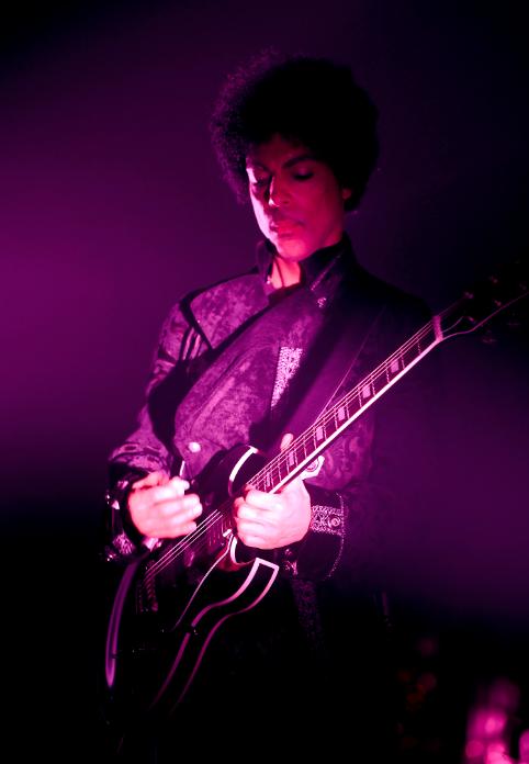 Prince 2013 - Portland