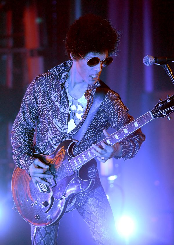 Prince Vancouver 2013 Photo by Kevin Mazur