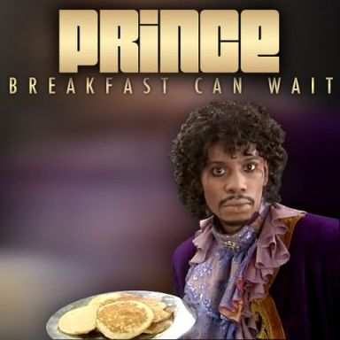 Breakfast Can Wait - Single