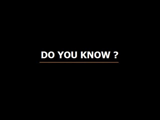 Do-You-Know