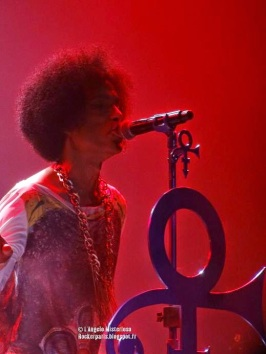 Prince @ Zénith, Paris show n° 1 , June 01 2014 (5)