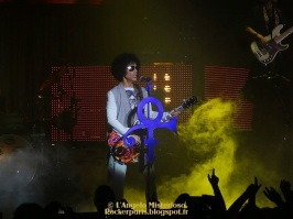 Prince @ Zénith, Paris show n° 2 , June 01 2014
