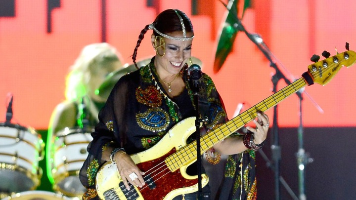 Ida Nielsen at the 2013 Billboard Music Awards.